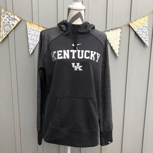 University of Kentucky Nike Therma-Fit Gray Hoodie